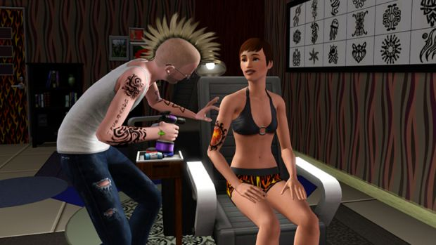 Trailer di The Sims 3 Ambitions
