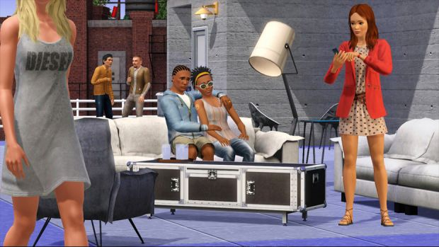 Trailer ufficiale di The Sims 3 Diesel Stuff