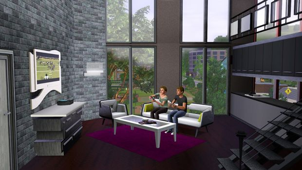 Trailer di The Sims 3 Loft Stuff