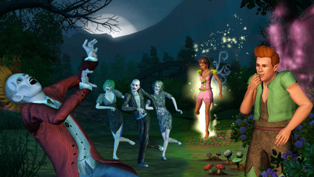 Video di lancio di The Sims 3 Supernatural