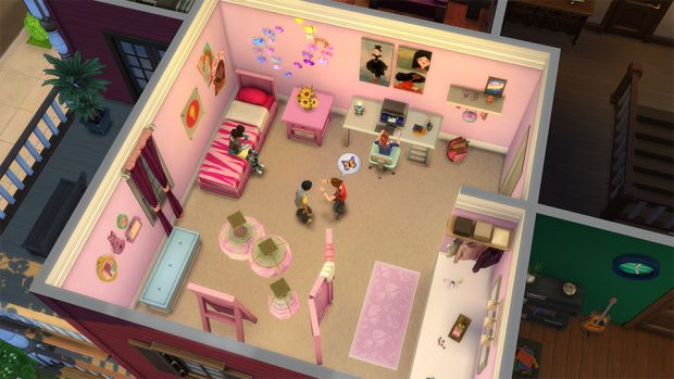 Catalog variants aren't just for changing color, they can also add patterns or even change an object's shape entirely. One of my favorites in The Sims 4 ...