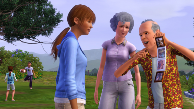 The Sims 3 Generations Launch Trailer