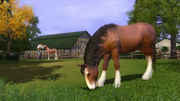The Sims 3 Pets. Have a Pet. Be a Pet.