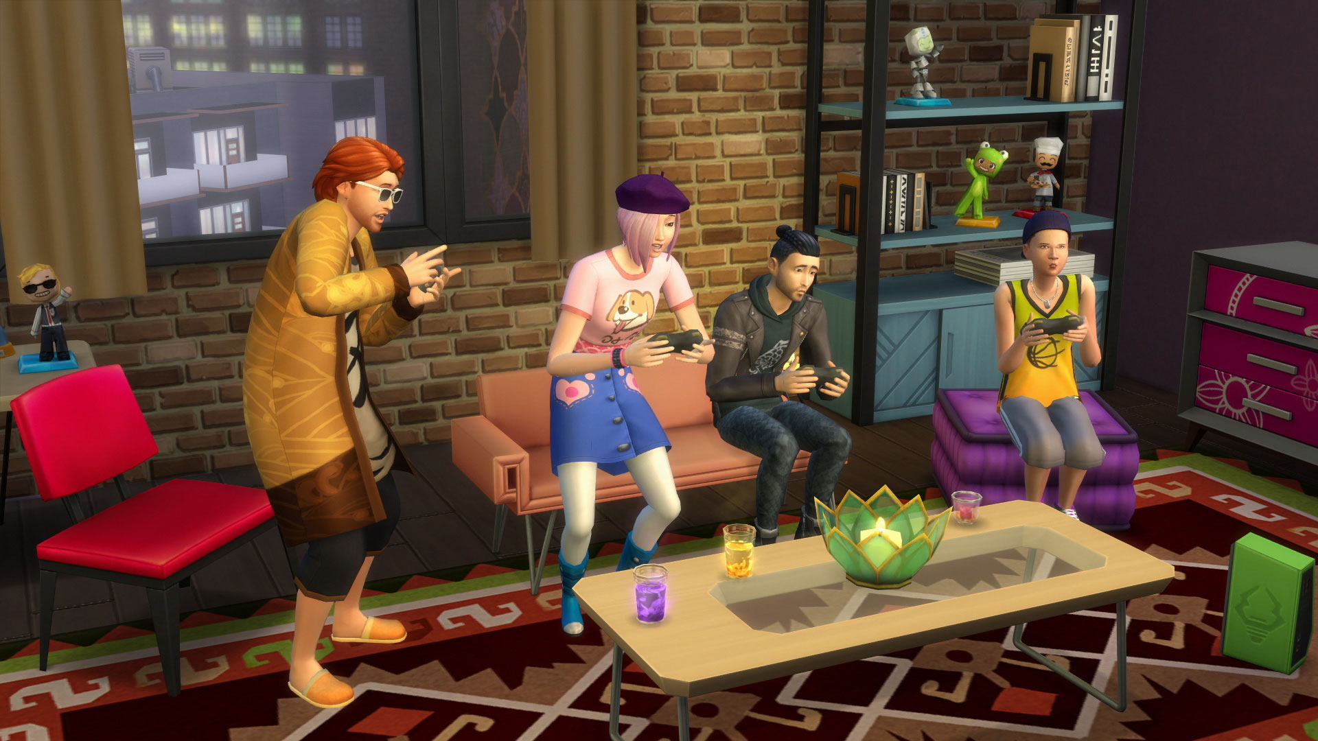 The Sims - 9 Ways Apartments in The Sims 4 City Living Are ...