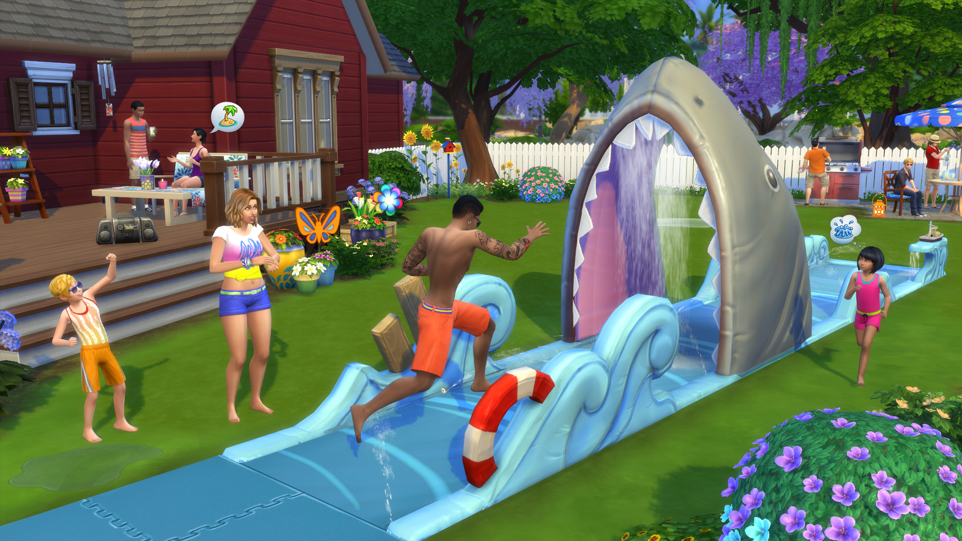 The Sims - Have Fun in the Sun With The Sims 4 Backyard Stuff - Official Site