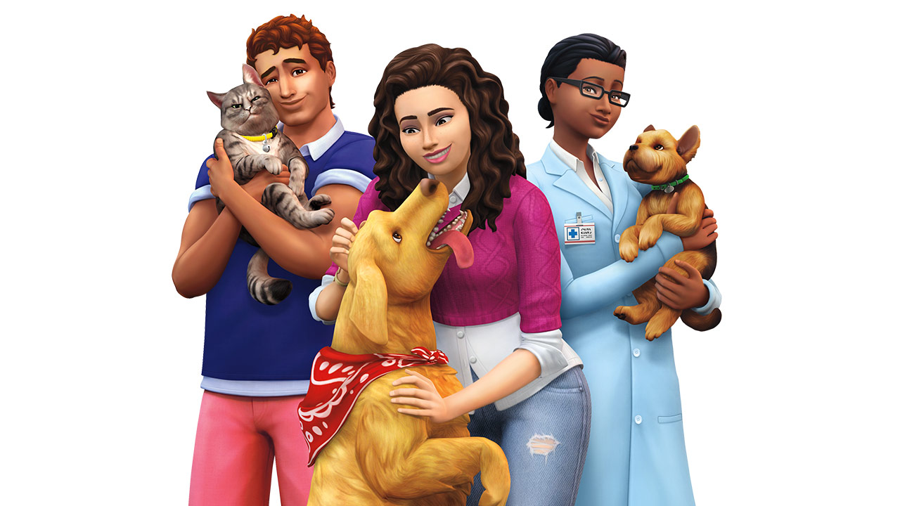 Sims  Cats And Dogs Release Date Uk