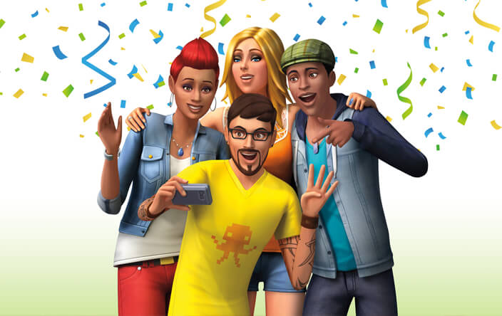 The Sims 4: Xbox One and PS4 Official Trailer